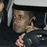 L'ancien président Nicolas Sarkozy disposait d'un autre portable, sous un nom d'emprunt. REUTERS/Regis Duvignau