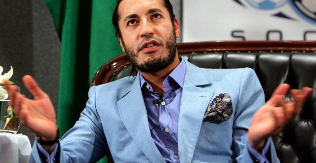 Libye: SaadiKhadafi, fils du défunt président libéré de prison le 5 septembre 2021