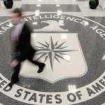 Logo de la CIA dans ses locaux en Virginie.REUTERS/Larry Downing