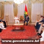 Au sujet de la coopération militaire entre la France et le Burkina Faso, le Général de VILLIERS a souligné qu'elle s'étend du domaine de la formation, à celui de la logistique et du renseignement..