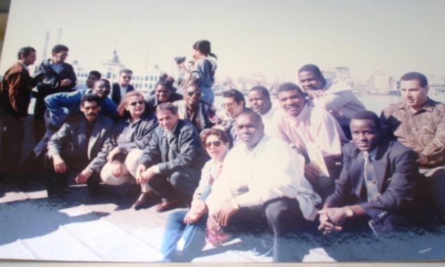 L'historique canal de Suez en Egypte, nationalisé par le président Nasser, a aussi été l'un des lieux touristiques visités par le groupe des journalistes qui ont été sur la mer rouge.