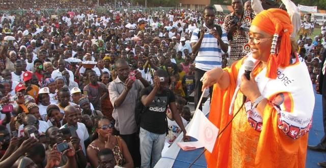 Date historique d'inauguration du célèbre stade Wobi de Bobo-Dioulasso qui se remplit « recto-verso » au Burkina Faso.