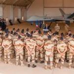 Des militaires français en mission de sécurité en Afrique.