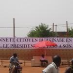 Monsieur Adama Pascal KALMOGO, ex-commerçant sur l'avenue Joseph Ouédraogo dans le quartier Gounghin de Ouagadougou. Son contact : tél(00226)70 30 02 64