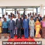 Les Engagements Nationaux constituent aujourd'hui au regard de l'impact qu'ils ont sur les performances socioéconomiques du Burkina Faso, un facteur déterminant dans la construction de la croissance et du bien-être des populations.