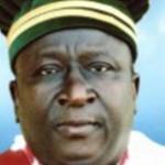 Le défunt Salifou Nébié, Magistrat de grade exceptionnel et précédemment Juge constitutionnel.