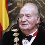Le roi Juan Carlos préside l'audience solennelle d'ouverture de l'année judiciaire au Tribunal, Madrid, le 16 septembre 2013.