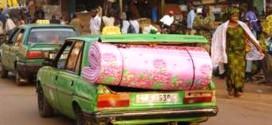 Une prolifération de taxis à gaz à Ouagadougou