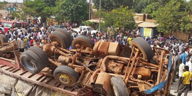 Insécurité routière au Burkina Faso:bientôt la majoration des amandes forfaitaires.