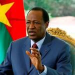 SEM Blaise Compaoré,président du Faso.