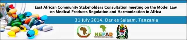 Rencontre de validation d'une loi commune pour la réglementation de médicaments de qualité à coût abordable en Afrique