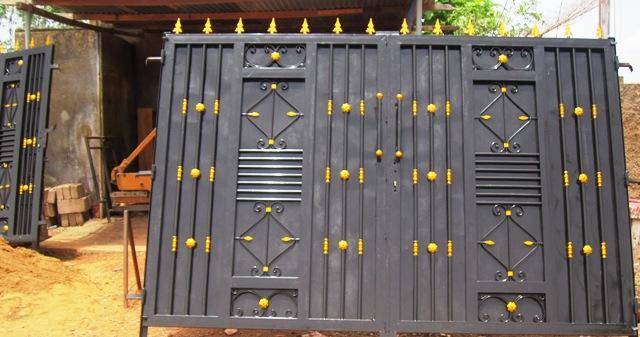 Faites vos commandes de portails modernes chez NTBF à bons prix.