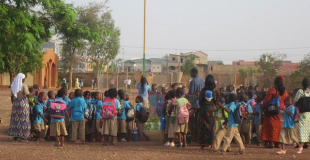 Certificat d'Etudes Primaires (CEP) au Burkina : un taux de réussite de 82,2% en 2014