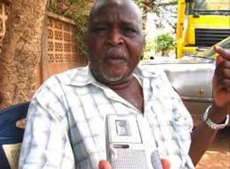 Dimanche 31 Août 2014 : inhumation de l'artiste musicien burkinabè Amadou Balaké à Ouagadougou.