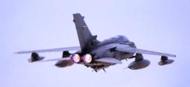 Italie: collision de deux  avions chasseurs Tornado, quatre militaires disparus