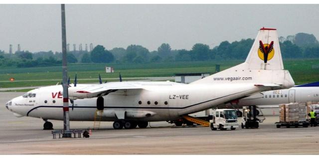 Un avion ukrainien s'écrase dans le Sahara algérien