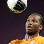 Didier Drogba et le maillot des Eléphants. Une image qui fait désormais partie de l'Histoire.
