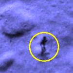 La NASA a t-elle photographié un extraterrestre sur la Lune ?