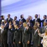 Classement 2014 de chefs d'état africains selon leur popularité