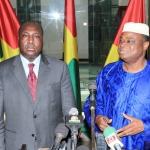 Dialogue politique au Burkina : Assimi Kouanda et Zéphirin Diabré désignés co-président du cadre de concertation