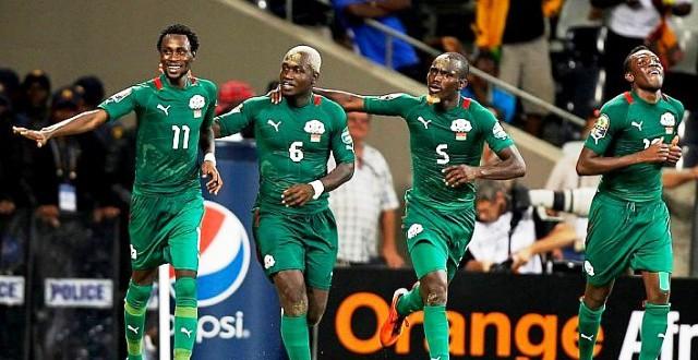 Le Burkina Faso gagne 10 places dans le classement FIFA