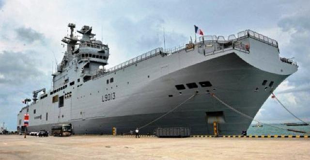 L'armement, poids lourd des exportations françaises