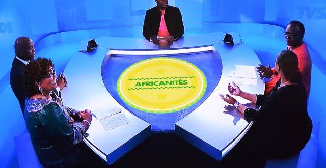 Chantal COMPAORE, invitée principale de l'émission « Africanités » du mois de septembre de TV5 Monde