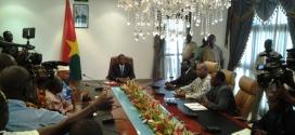 Opposition et majorité burkinabè dans un nouvel élan de dialogue politique
