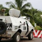 Le convoi des soldats du Niger circulait sur l'axe Menaka-Ansongo. C'était une mission de ravitaillement. Deux hommes circulant à moto - le mode opératoire utilisé en ce moment par les jihadistes dans le nord du Mali - ont bombardé la patrouille à la roquette, précisément au RPG 7.