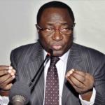 Me Hermann Yaméogo,juriste, président du parti  burkinabè UNDD.