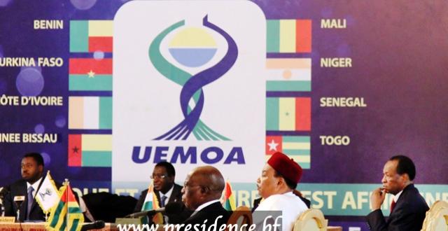 L'UEMOA CÉLÈBRE SES 20 ANS À OUAGADOUGOU le 20 octobre 2014.