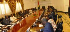 Conseil des ministres du 25 mars 2015:nomination de 3 nouveaux membres au Conseil Constitutionnel du Burkina