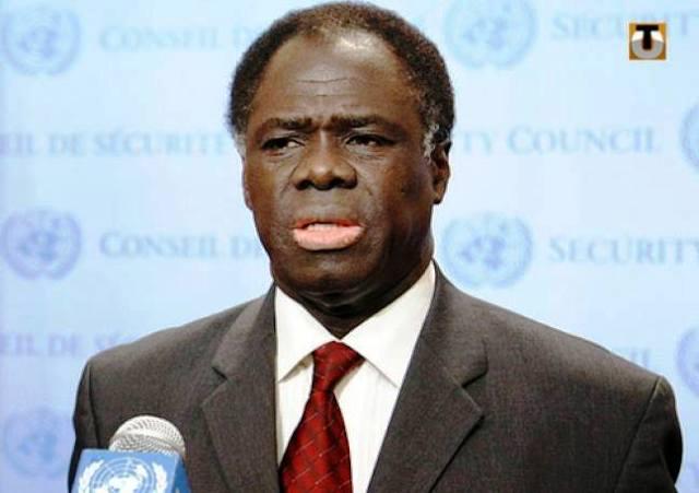 Son Excellence Monsieur Michel KAFANDO, président du Faso pour la transition civile de 12 mois jusqu'à la présidentielle de novembre 2015.Il a été investi Président du Faso le 18 novembre 2014.