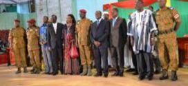 Burkina Faso :l'historique charte de transition démocratique signée le 16 novembre 2014