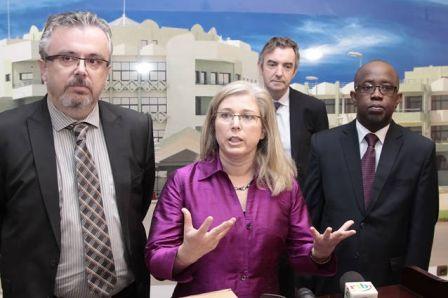 COOPERATION BURKINA FASO- FONDS MONETAIRE INTERNATIONAL (FMI): L'économie Burkinabè renoue avec la croissance