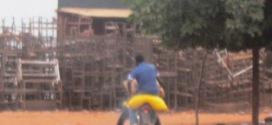 Mévente du riz au sac jaune à Ouagadougou suite au pillage de l'insurrection populaire