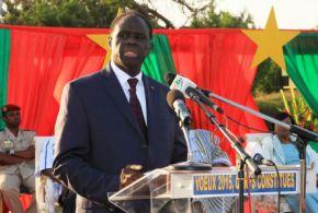 Michel KAFANDO au 24è Sommet de l'Union africaine à Addis-Abeba les 30 et 31 janvier 2015