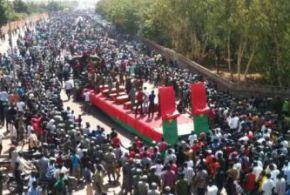 Hommage aux victimes de l'insurrection populaire au Burkina le 30 Mai 2015 : le titre de héros sera décerné aux morts par balles et non par pillage.