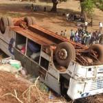 Neuf corps dont ceux d'un garçonnet et d'une fillette d'environ deux ans et de nombreux blessés... C'est le bilan provisoire d'un accident de la circulation survenu mercredi soir 14 janvier 2015 à Tanlouka dans la province du  Bam.(Photo d'archives)