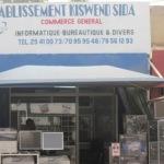 La Boutique EKS à Ouagadougou. Des produits de qualité à des prix raisonnables.