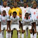 Les Étalons,équipe nationale de football du Burkina Faso.