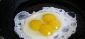 Le jaune d'œuf aussi nocif que le tabac pour les artères