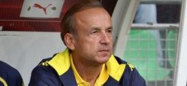 Gernot Rohr, nouvel entraineur des Etalons du Burkina