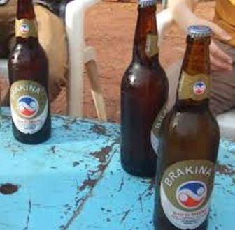 Pénurie de bière  et flambée de prix de la bière au Burkina