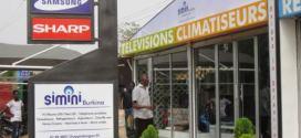 SIMINI Burkina : des appareils de marques LG, Samsung, Sharp de qualité à prix raisonnables à Ouagadougou