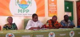 Les anciens du MPP ne demandent pas de quota de représentativité sur les listes électorales.