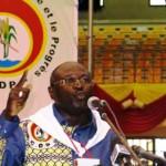 Eddie Comboîgo dirige désormais le CDP en sa qualité de président du parti à compter du 10 Mai 2015.