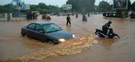 Burkina Faso: une situation normale ,voire excédentaire de pluies de Juin à septembre 2015.