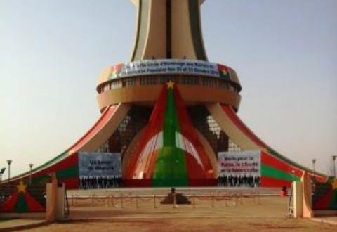Un protocole d'accord entre des partis pour un processus de transition plus pacifié et solide au Burkina.