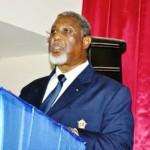 Monsieur Moîse Napon,nouveau président du CES Burkina.